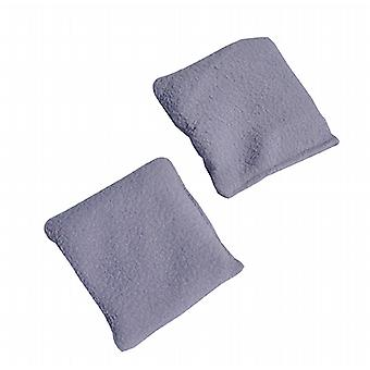 Wheat & Lavender Microwavable Hand Warmers Pair