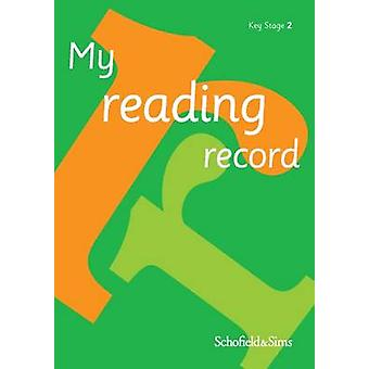 My Reading Record for Key Stage 2 (New edition) - 9780721711195 Book