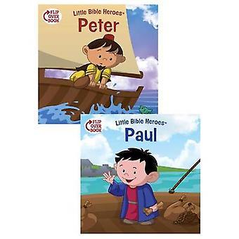 Peter/Paul Flip-Over Book by Victoria Kovacs - David Ryley - 97814336
