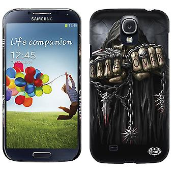 Spiral Direct Gothic GAME OVER - Phone Cases Samsung|Reaper|Skulls|Death|Tribal