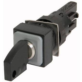Key switch + anti-twist safeguard Black 1 x 45 ° Eaton Q18S1 1 pc(s)