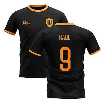 2019-2020 Wolverhampton Away Concept Football Shirt (RAUL 9)