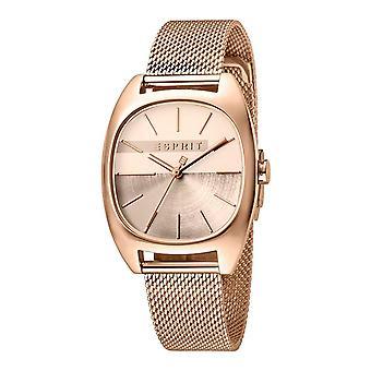 Esprit ES1L038M0135 Infinity Rosegold Mesh Women's Watch