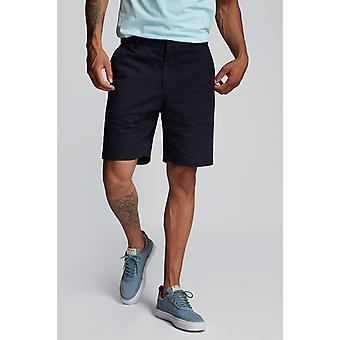 Hymn Hedley Twill Chino Shorts Navy