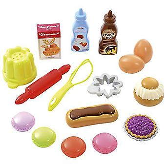 Smoby Plastic Baking Set (Babies and Children , Toys , Home And Professions)