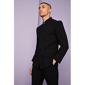 Simon Jersey Men's Black Banqueting Jacket