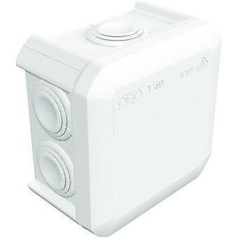 OBO Bettermann Wet-room junction boxes Pure white (RAL 9010) IP55