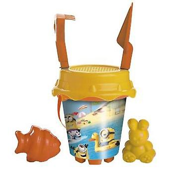 Mondo Minion Bucket Set (Garden , Games , Toys)