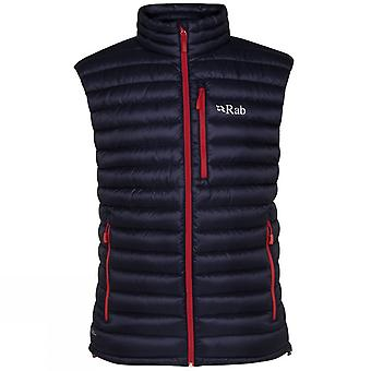 Rab Mens Microlight Vest Twilight (Small)