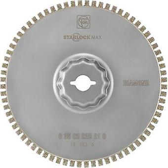 Diamond Circular saw blade 1.2 mm 105 mm Fein 63502220210 Compatible with (multitool brand) Fein, Bosch SuperCut 1 pc(