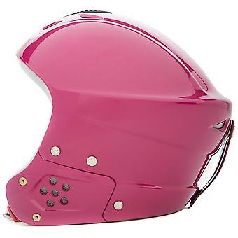 罪人の女の子のロデオ ヘルメット