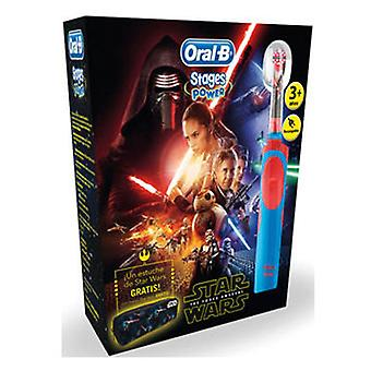 Braun Toothbrush Oral - B Stages Star Wars D12 (Woman , Esthetics , Dental beauty )
