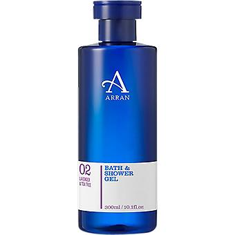 Arran Sense of Scotland Apothecary Lavender & Tea Tree Bath & Shower Gel