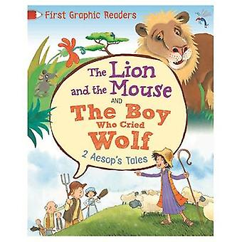 Lion and the Mouse 9781445147529 by Aesop & Amelia Marshall & Daniel Howarth & Anni Axworthy