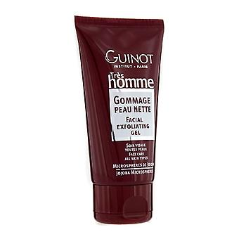Guinot Tres Homme Gel Exfoliante Facial 75ml / 2.5oz