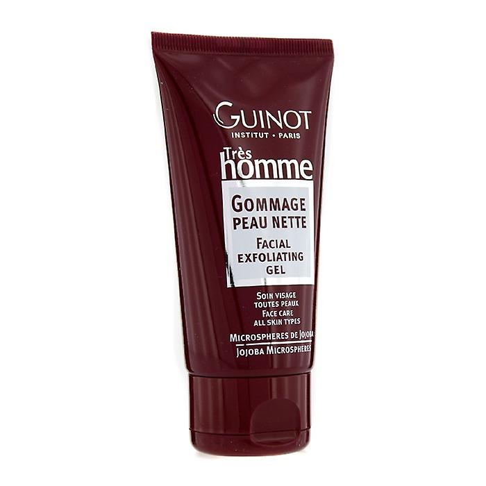 Guinot Tres Homme Facial scrub Gel 75ml / 2.5 oz