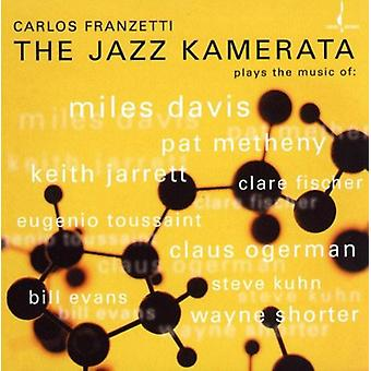 Carlos Franzetti - Jazz Kamerata [SACD] USA import