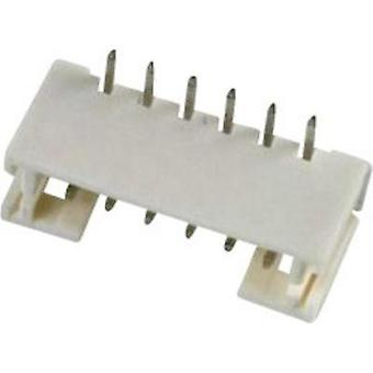 Built-in pin strip (standard) PH Total number of pins 8 JST B8B-PH-SM4-TB (LF)(SN) Contact spacing: 2 mm 1 pc(s)