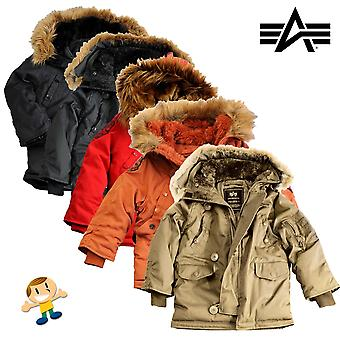 Alpha industries kids jacket Explorer