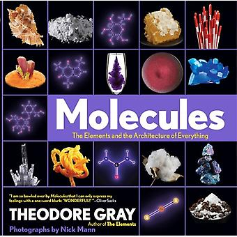 Molecules: The Elements and the Architecture of Everything (Hardcover) by Gray Theodore Mann Nick