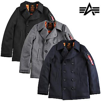 Alpha industries giacca Peacoat VF