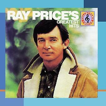 Ray Price - importazione USA Greatest Hits [CD]