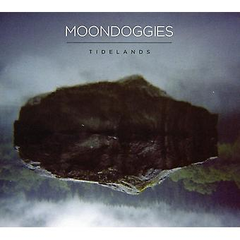 Moondoggies - tidevandsstrømmen [CD] USA importerer