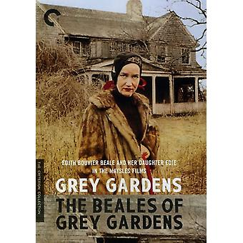 Grey Gardens & Beales of [DVD] USA import