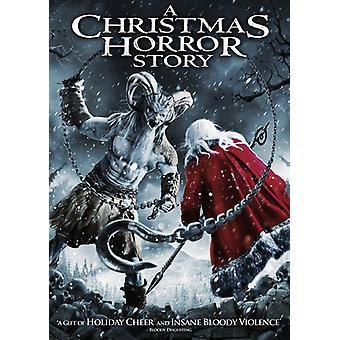 Christmas Horror Story [DVD] USA import