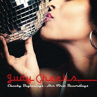 Judy Cheeks - Cheeky Beginnings-Her First Recordings [CD] USA import