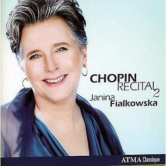 F el. Chopin - importación de USA de Chopin Recital 2 [CD]