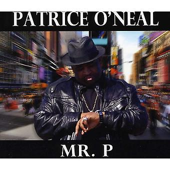Patrice O'Neal - Mr. P [CD] USA import