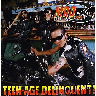 Mad 3 - Teenage Delinguent! [CD] USA import