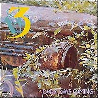 Three - Dark Days Coming [CD] USA import