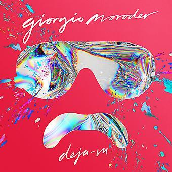 Giorgio Moroder - Deja Vu [CD] USA import