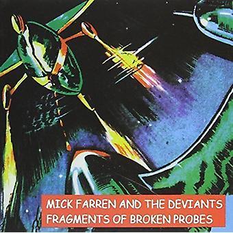Afvigere - fragmenter af brudt sonder [CD] USA importerer