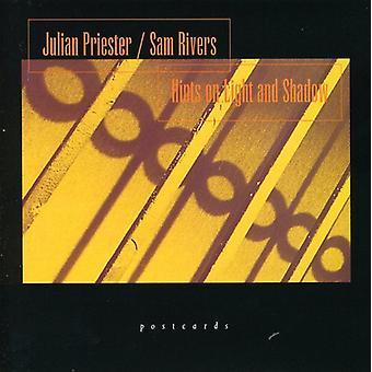 Priester/floder - Hints på lys & skygge [CD] USA import