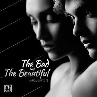 Forskellige kunstner - dårlige & Beautiful [CD] USA importen