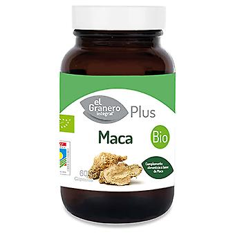 El Granero Integral Cap. Maca Bio Linea 60cap (Vitamins & supplements , Multinutrients)