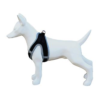 Freedog Black Soft Harness (Dogs , Collars, Leads and Harnesses , Harnesses)