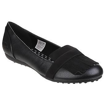 Raket hund Ronny Slip på Ballerina pumpe sko