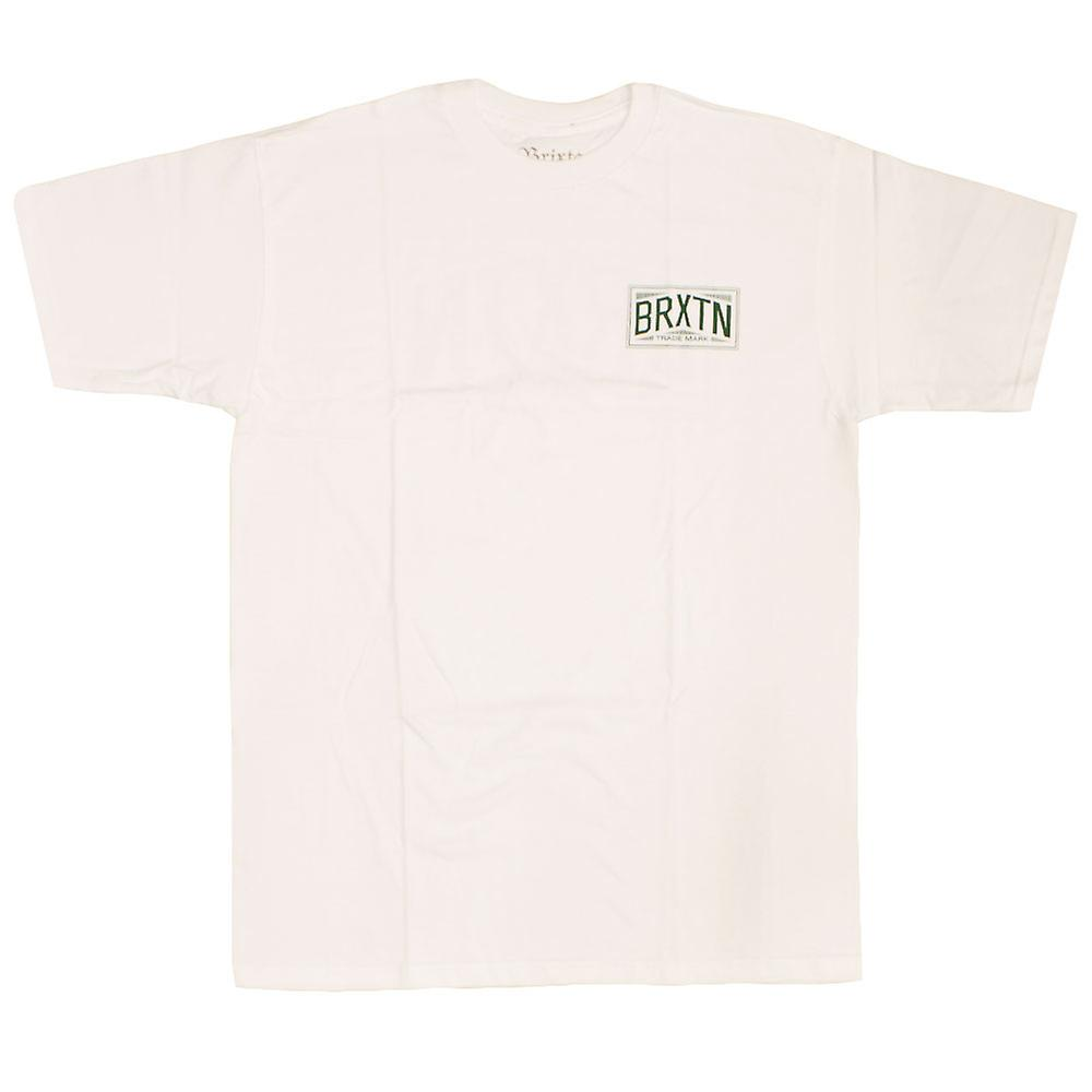 Brixton Franklin T-Shirt Wit
