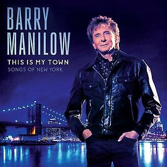 Barry Manilow - dette er min by: Søn [CD] USA import