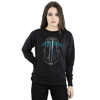 Harry Potter Women's  Garrick Ollivander The Wand Sweatshirt