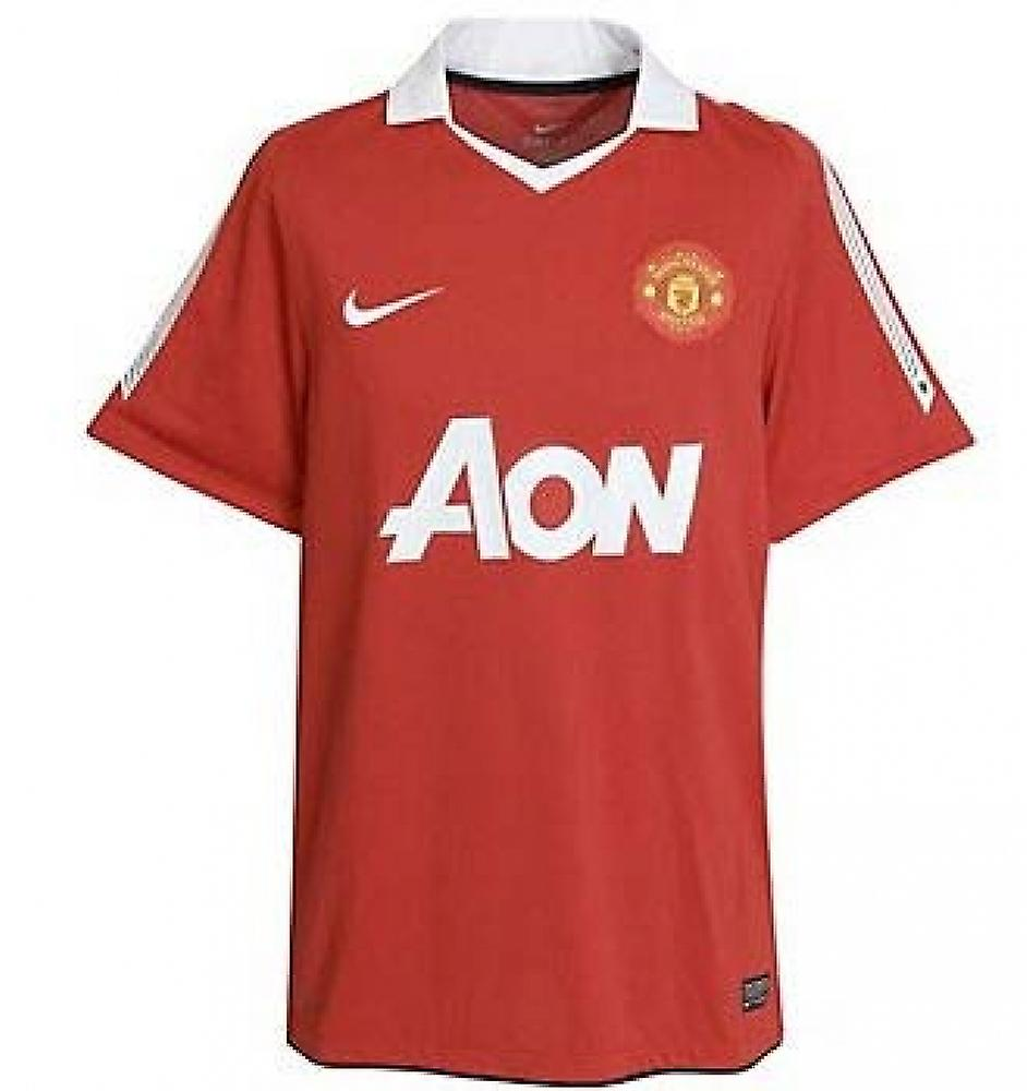 2010-11 Man Utd Home Shirt ( Your Name) - Kids
