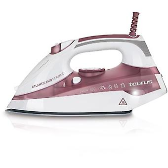 Taurus 2400 steam iron ceramic atlantis