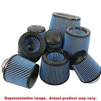 Injen Replacement Filters X-1012-BR Black 6in Base / 5in Tall / 5in Top Fits:UN