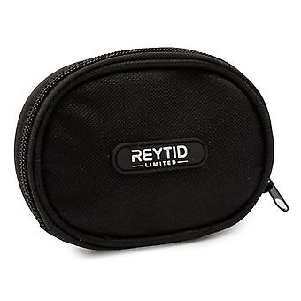 REYTID Replacement Soft Carry Case for Shure SE425 SE315 SE535 SE215 SE112 SE846 SE535 Earphones Headphones In-Ear Cable Wires Travel Portable Protective Cover Pouch Bag Small