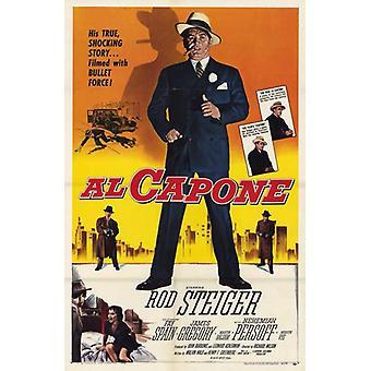 Al Capone Movie Poster (11 x 17)