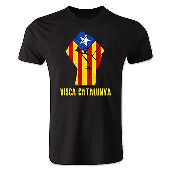Вишка Catalunya футболки (черный)